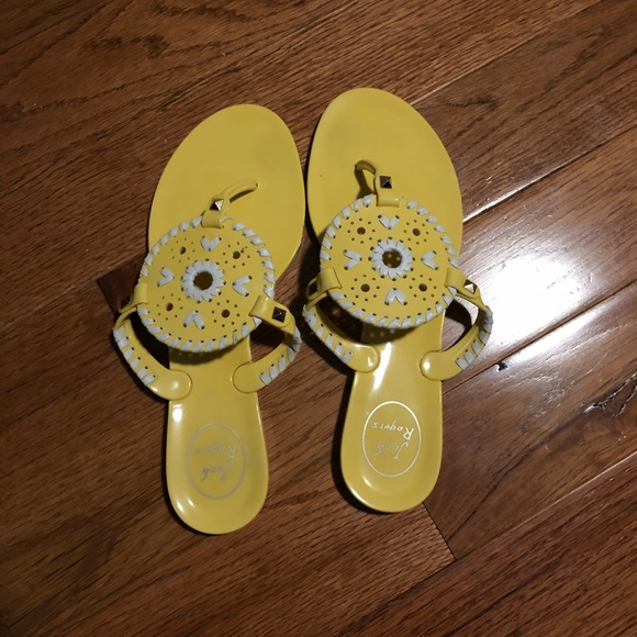 Jack Rogers Shoes - jelly Jack Rogers sandals